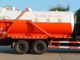 广州管道疏通车,清洗吸粪吸污车厂家配置和价格