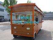 山东木屋餐车 专业的木屋餐车供应商
