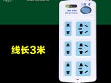 吉顺王插座 厂家直销排插接线板 电源六孔三极3米防雷插座8136