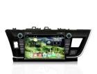 丰田安卓大屏导航改装汽车10.2寸安卓大屏导航改装