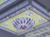 加工生产批发高端豪华客厅led方形吸顶灯欧式现代水晶灯吸顶灯