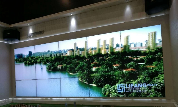液晶拼接屏,LED屏,DLP背投一站式服务