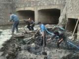 管道要长期疏通清淤才能发挥好的运用