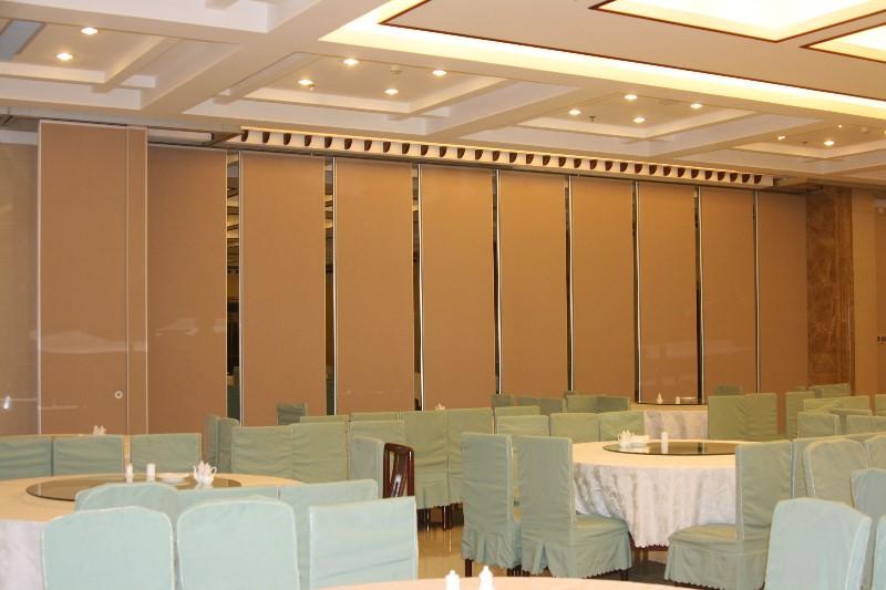 云浮市65,85型活动隔断宴会厅折叠屏风厂家直供精工打造
