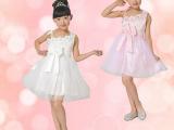 2014六一幼儿舞蹈服儿童公主蓬蓬裙纱裙舞台装舞蹈裙演出服装女童