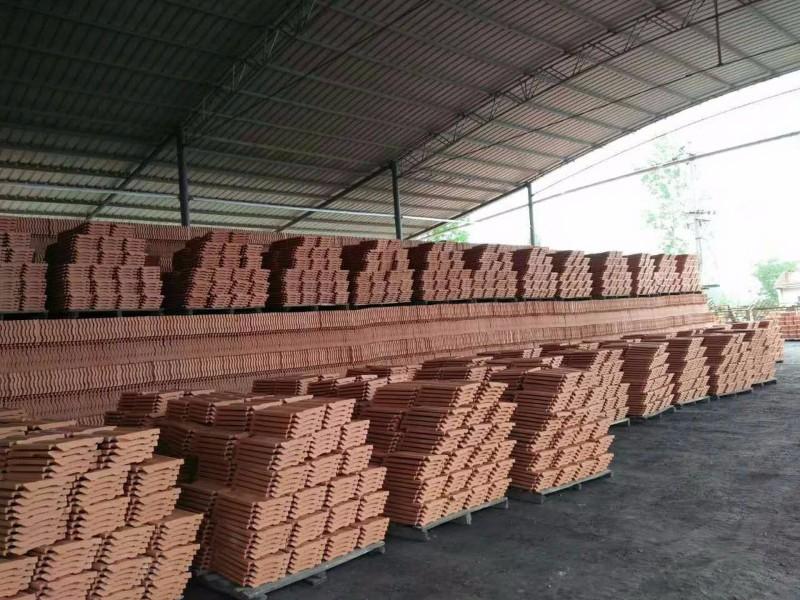 厂家直销红土瓦,陶瓷瓦品种规格齐全