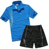 定制2014球服 吸湿排汗乒乓球服 蓝球服 羽毛球服 户外运动球服