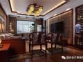 烟台金芒果装饰海峰新中式风格133 零增项精装案例