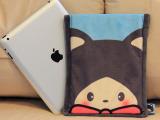 卡拉梦LUCKY CAT幸运猫公仔 幸运袋 卡通平板电脑保护套