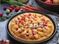 卖的很好吃的成品披萨操作简单