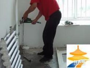 石景山区专业暖气移位改造管道漏水维修