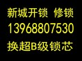 温州新城,新田园,蒲州,雁湖社区开锁,换锁修锁汽车锁