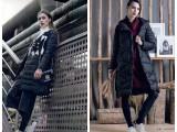 北京尹红大码女装名牌折扣女装尾货批发价格