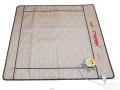 阿里汗蒸房材料 电地暖 远红外加热床垫 碳纤维电热膜 电热板