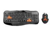 DY-K819键鼠套装  光电鼠标专业游戏键盘套装 电脑配件批发