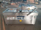 自动摆盖真空包装机 食品全自动真空包装机
