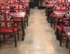 营业中特色餐馆出兑