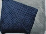 印花纯色压泡重力毯按摩舒缓减压