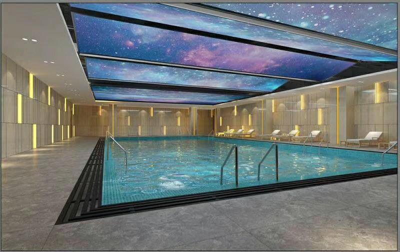 无锡市豪华游泳健身俱乐部