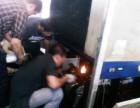 广州天河岗顶美的空调专业维修维护天河中央空调安装维修清洗整改