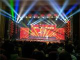 平顶山LED大屏租赁 灯光音响租赁 舞台搭建 背景喷绘
