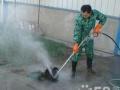 衢州专业自备高压清洗车 马路清洗 各种管道清洗