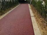彩色路面喷涂寿命是多少年 路面喷涂生产