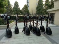 上海杭州苏州夏天专用室外降温风扇出租水雾喷雾风扇租赁