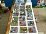 南海儿童美术培训、3岁以上少年儿童学画画来童梦