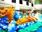 长沙端午节气球布置 专业活动气球布置 龙舟气球布置