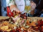 大鐵鍬手抓海鮮餐廳加盟費多少錢 徒手抓海鮮加盟店