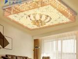 上海客厅的大灯买什么样的好 水晶大吊灯安装价格