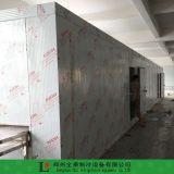 江西鱼虾速冻机 水产品网带速冻隧道厂家