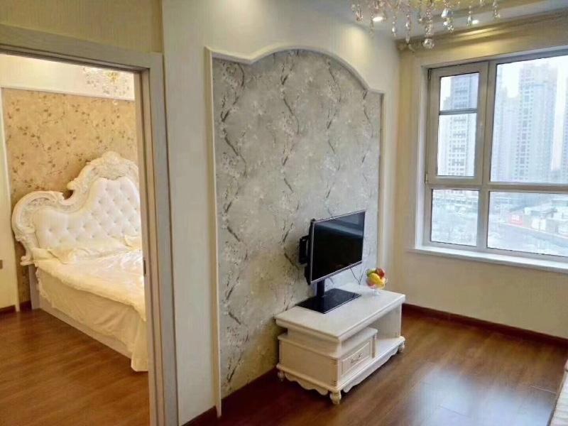 哈西 万达公寓A座 1室 1厅 45平米 整租万达公寓A座