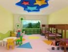 渝北区汽博周边幼儿园装修-幼儿园空间装饰设计-幼儿园装修装饰