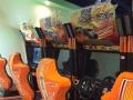 铁岭动漫城游戏机赛车液晶屏模拟机动漫设备回收与销售