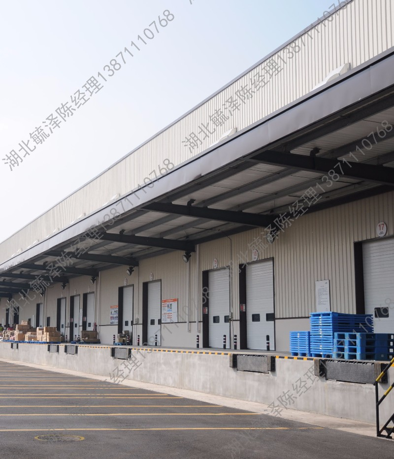 武汉工业滑升门 毓泽工业滑升门 自动提升滑升门