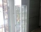 烟酒柜收银台钛合金展示柜旋转柜六角柜