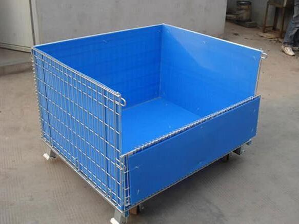 供应山东塑料中空板,山东仓储笼中空板