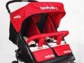 圣得贝T22双胞胎婴儿手推车