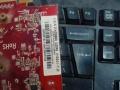 西数3200G硬盘5550显卡双飞燕光电鼠标一套