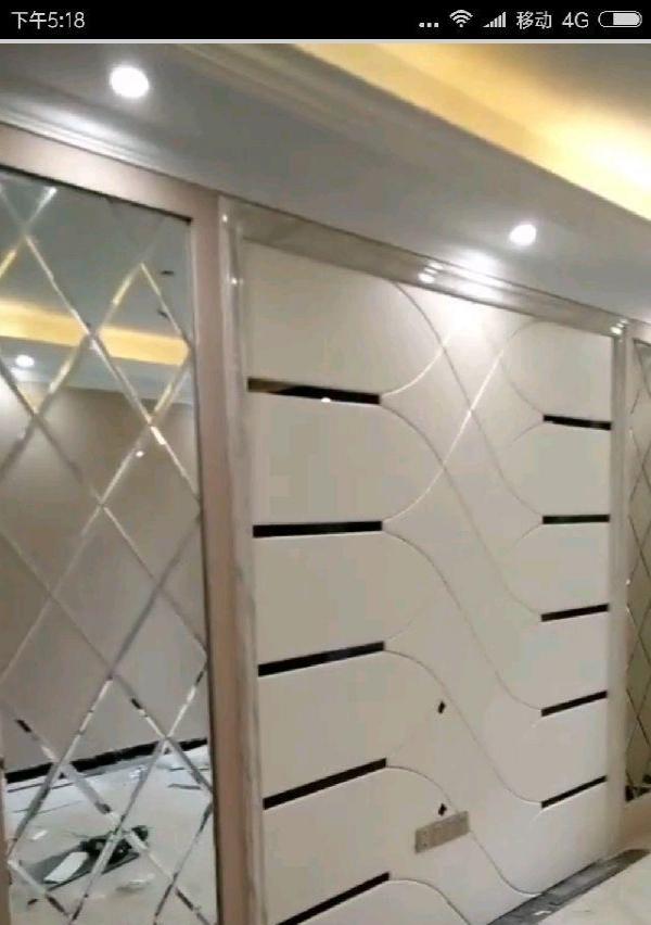 专业店面装修,高档货架,柜台,形像墙,隔断
