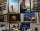 济南艺术微喷油画 宣纸画 丝绢画 摄影作品源自一萌广告
