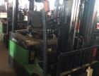 浙江省大量销售 二手叉车1.5吨2吨二手电动叉车 质量保证