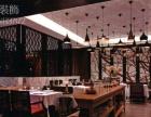 自助餐厅装修简枫装饰17年的设计施工经验