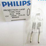 飞利浦7724 12V 100W投影设备灯泡医疗设备灯泡