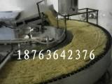 全自动熟碱面生产设备 热干面蒸煮生产线 热干面设备