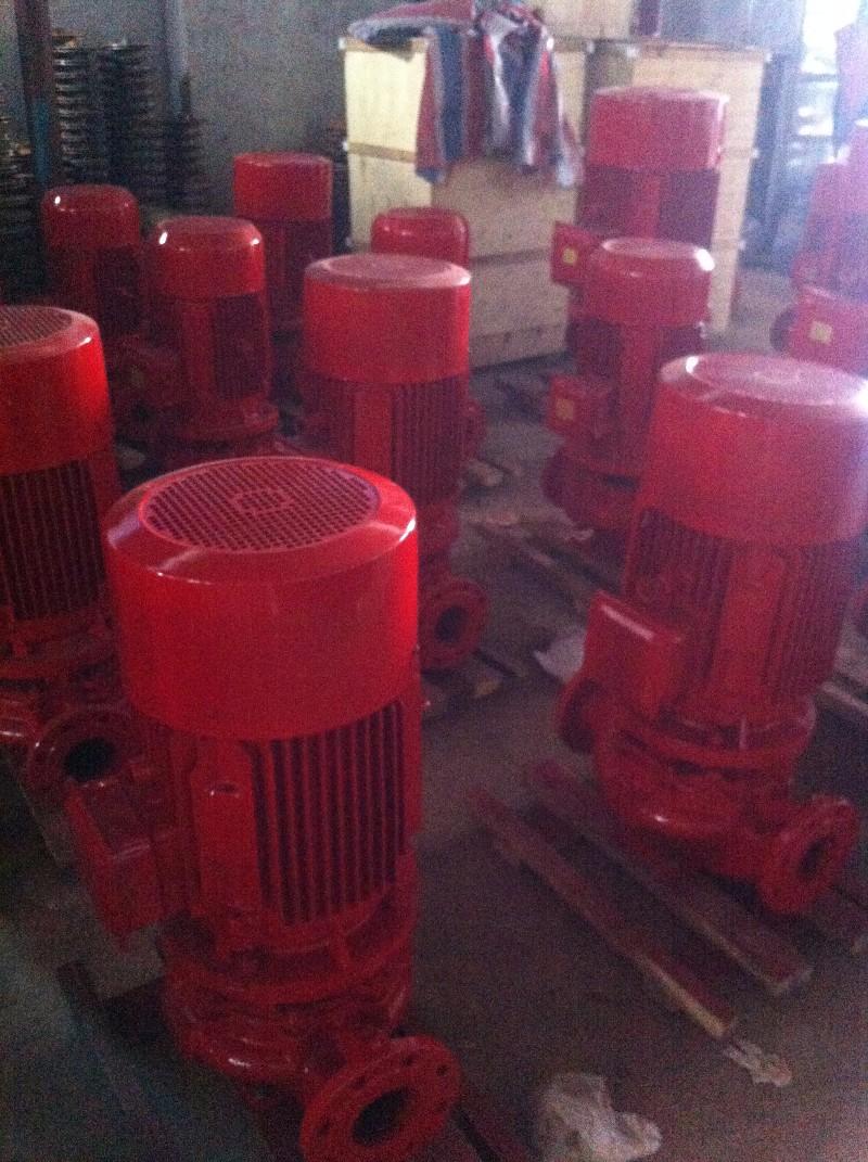 西宁XBD12.5/40消防消火栓泵厂家批发价