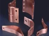 JH有限公司创新工艺焊接铜箔软连接加工定制变压器铜软连接