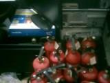 越秀區高價上門回收批量防火面具